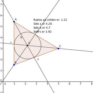 rumfang af en cirkel