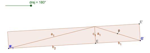 omkreds af firkant