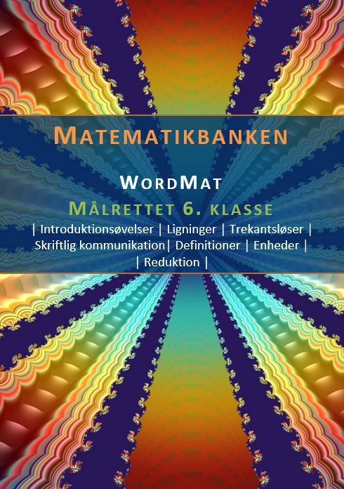Wordmat for 6. klasse
